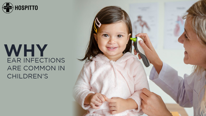ear infection in childrens