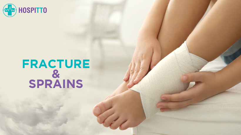fracture and sprains